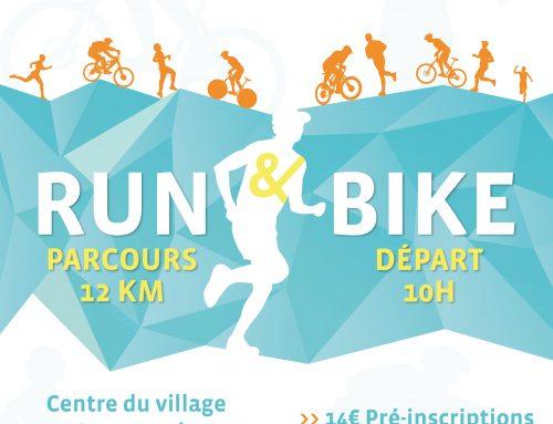 Run & Bike  2016