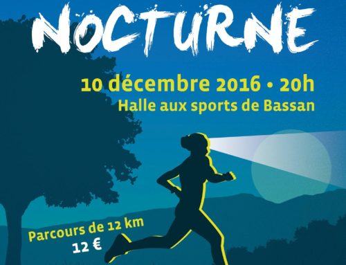Trail nocturne 2016