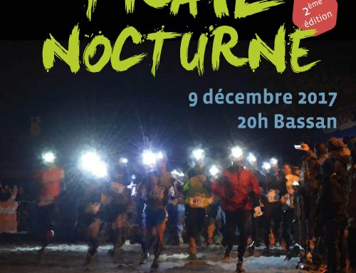 Trail nocturne 2017