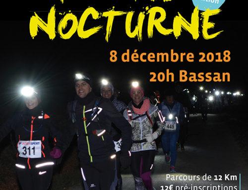 Trail nocturne 2018