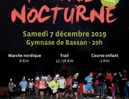 Trail Nocturne 2019